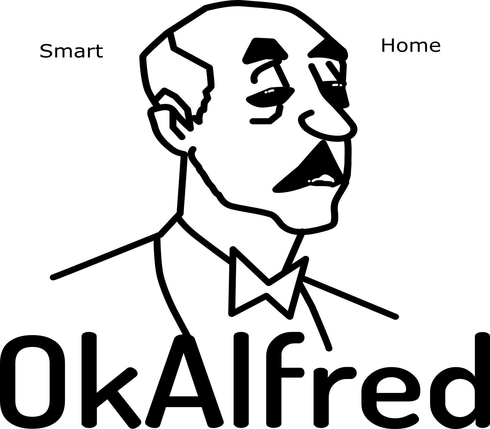 OkAlfred Smart Home